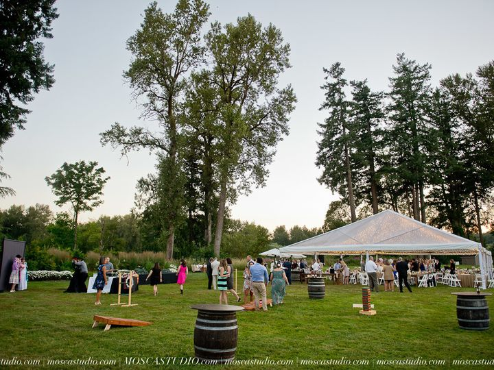 Tmx 1506640021489 01634 Moscastudio Riverhaven Farm Oregon Wedding 2 Portland, OR wedding rental