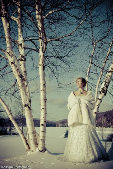 A Perfect Vermont Wedding Mountain Meadows Lodge Reviews Amp Ratings Wedding Ceremony