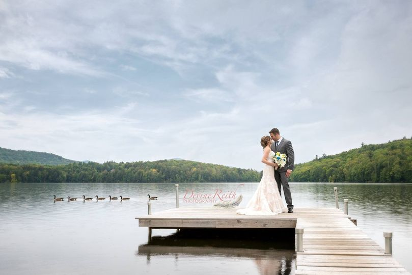 A Perfect Vermont Wedding at Mountain Meadows Lodge