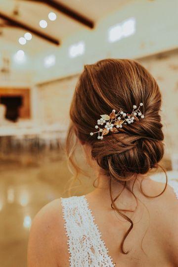 Hair by Melissa B