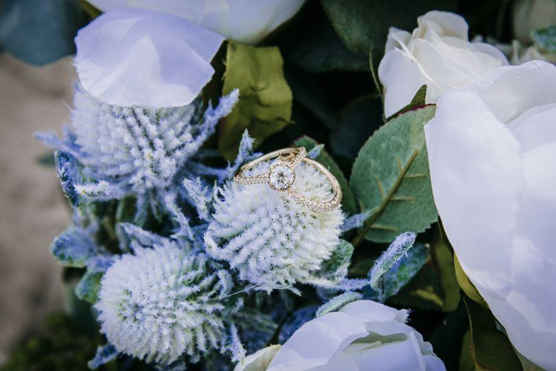 Gorgeous ring set