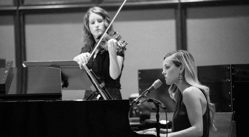 Voice, Piano, & Violin