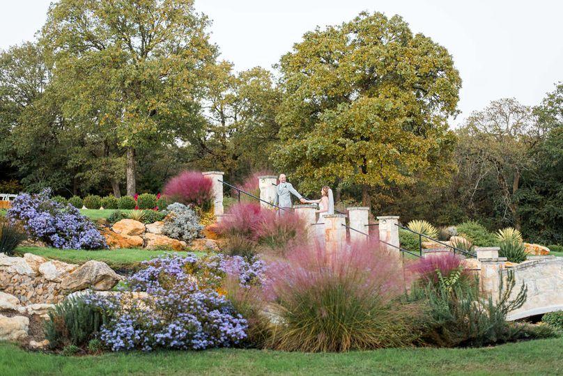 The Ranch - outdoor garden