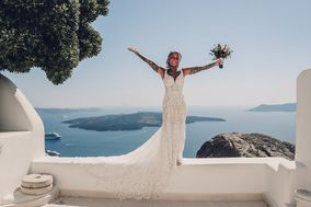 Wedding Tales Santorini
