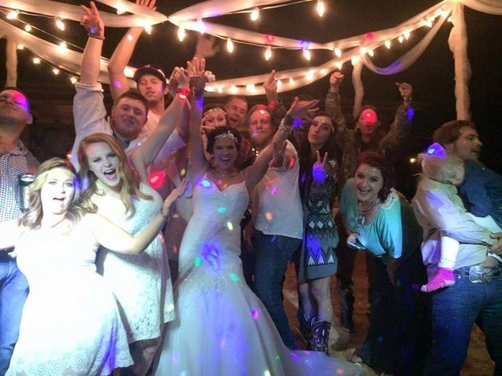 Tmx 1509090387610 Crowd1 Oklahoma City wedding dj