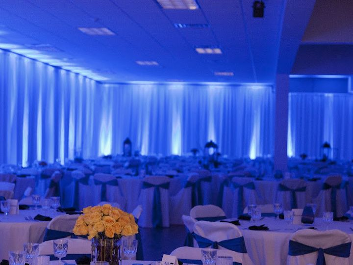 Tmx Griggswedding Reception Hall 019 51 1989987 160140222930699 Fontana Dam, NC wedding venue