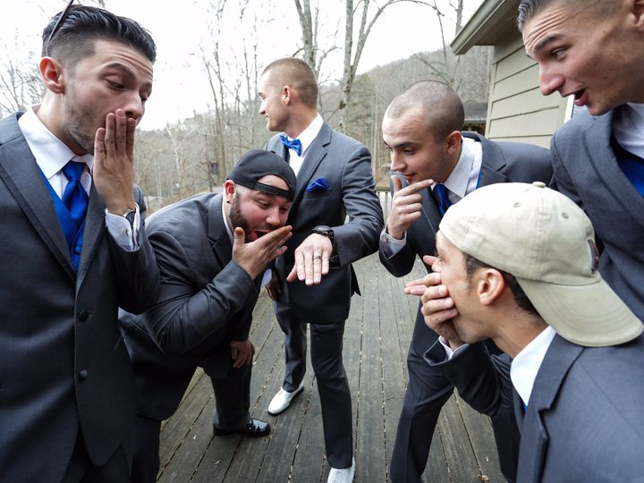 Tmx Guys W Ring 51 1989987 160140234281659 Fontana Dam, NC wedding venue