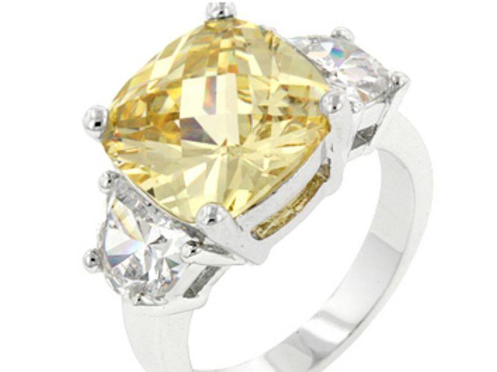 Tmx 1499962884902 1 Naila Canary Yellow 9ct 6ct Cubic Zirconia Faux  Sierra Madre, CA wedding jewelry