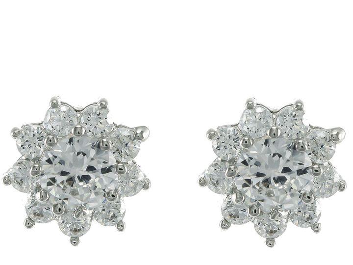 Tmx 1499963168753 1 Denes Round Cut Stone Halo Cubic Zirconia Cz Fau Sierra Madre, CA wedding jewelry