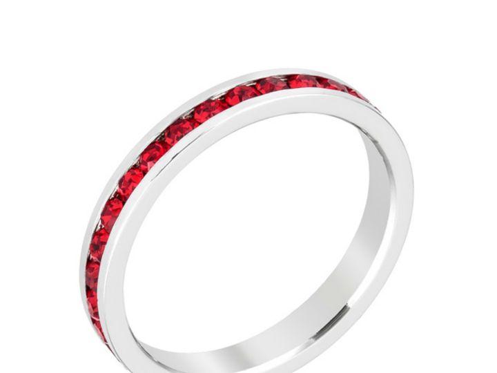 Tmx 1499963741449 1 Gail Round Cut 1ct Carat Eternity Stackable Wedd Sierra Madre, CA wedding jewelry