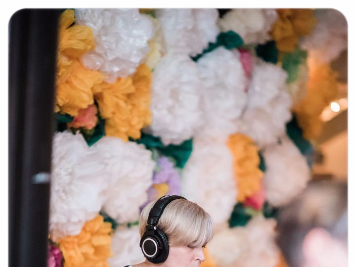 Tmx Working Dj Flower Wall Color 51 450097 1569534513 Reno, NV wedding dj