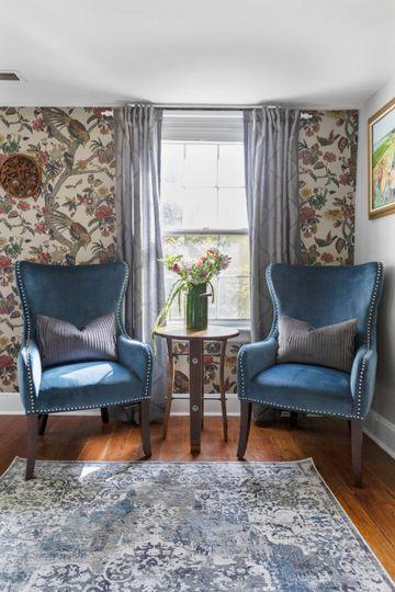 The Moody Vineyard View Room