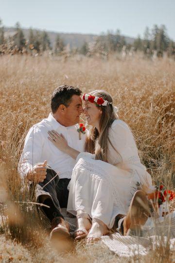 Big Bear CA Wedding