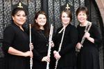 Skylark Flute Quartet image