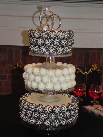 Creative Cake Pops By Marcy   Wedding Cake   Torrington, CT   WeddingWire