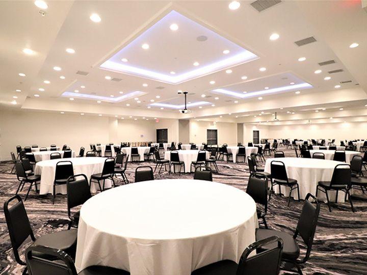 Tmx Harborside Ballroom New Carpet Rounds Chairs 51 1992097 160434482569908 Oxon Hill, MD wedding venue