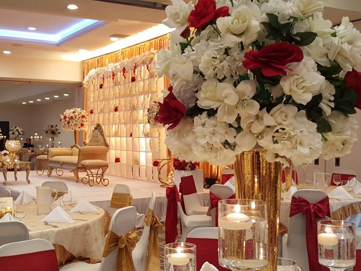 Tmx Thumbnail Harborside Banquet Ballroom Wedding Red Gold 2 51 1992097 160434976767353 Oxon Hill, MD wedding venue