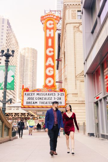Maira and Tony's Engagement