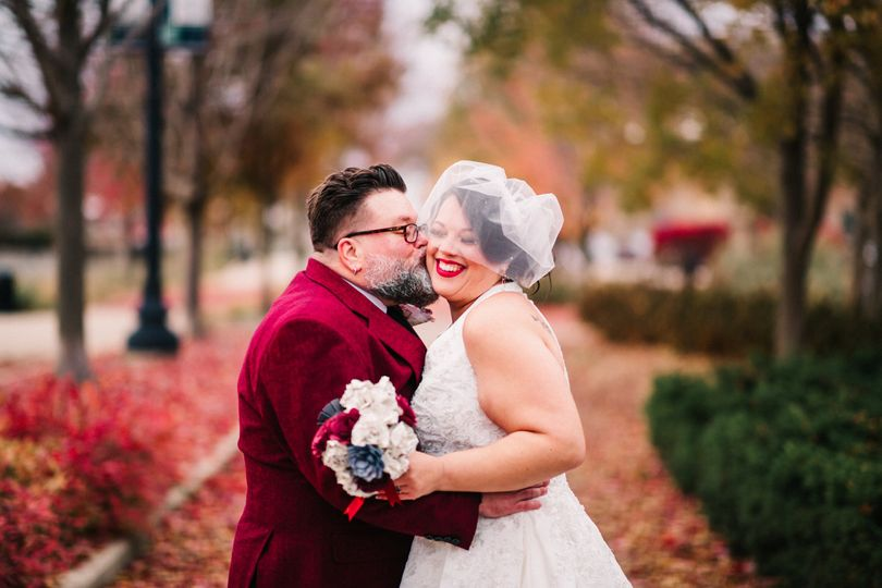 Fall Wedding