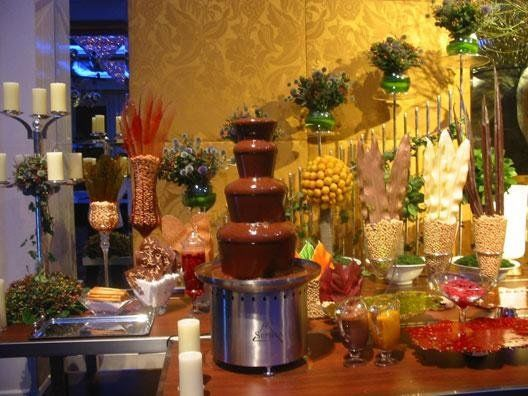 Elegant Affairs Chocolate Fountains