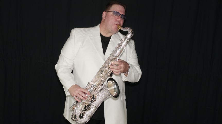 Sax for your wedding