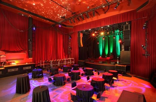 Main Room Cabaret Set