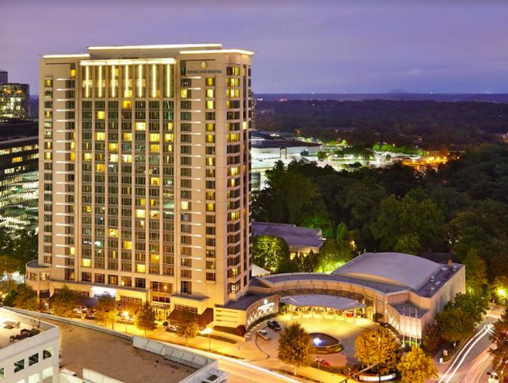 The Intercontinental Buckhead atlanta