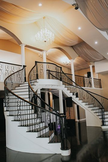 Newly Updated Grand Staircase