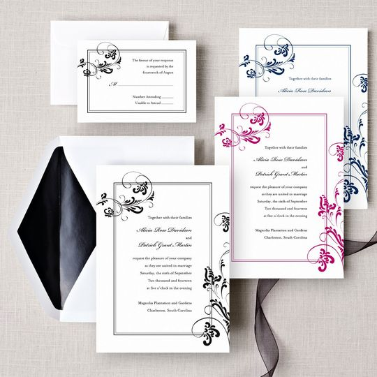 Exclusively weddings invitations weddingwire 800x800 1324585830316 5250141av1 junglespirit Image collections