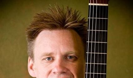 Classical Guitarist Jeff Davis
