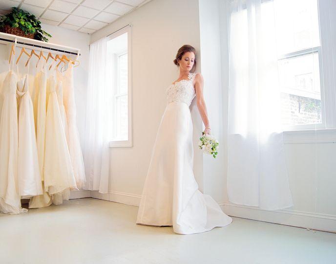 Emily Kotarski Bridal Studio Dress Attire Charleston Sc