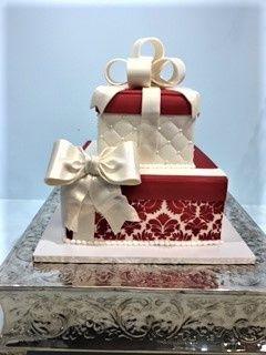 Tmx Knot 5 51 1968097 159197163410063 Arlington, TX wedding cake