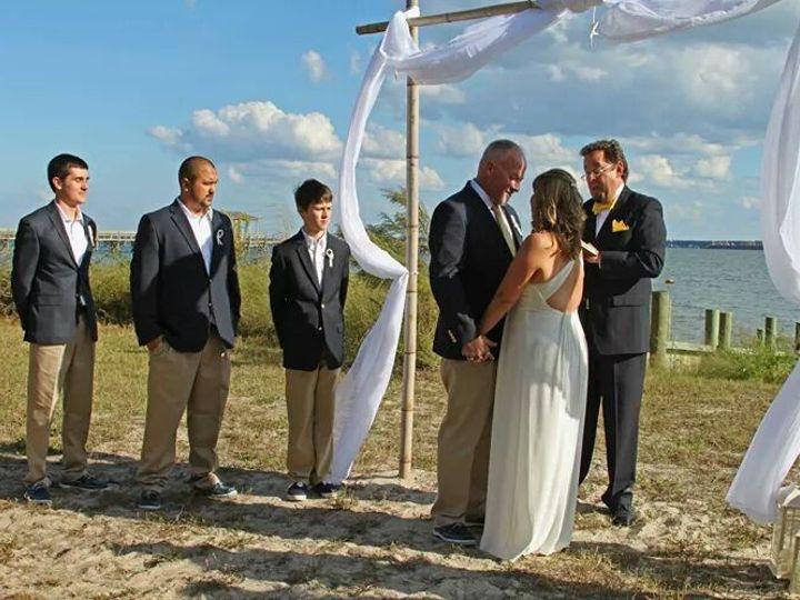 Tmx 1425495951522 Wedding9 Newport News, Virginia wedding officiant