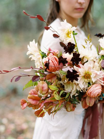 The Wilding Collective Flowers jacksonville FL WeddingWire
