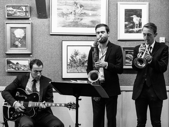 Tmx 1478033853447 Jazz Trio Bw Boston, MA wedding band