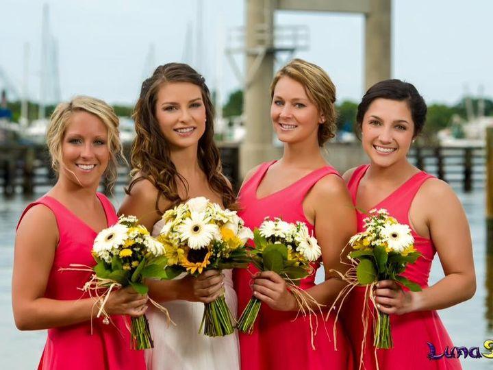 Tmx 1439910284946 Bride  Bride Summer Bouquets Fort Myers, FL wedding planner