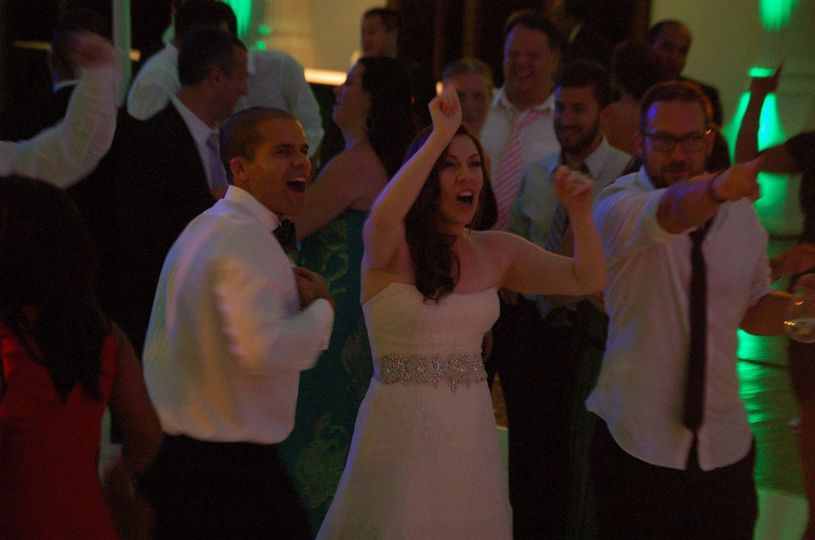Chuck Wansley After Hours performing at a really fun and fabulously hip wedding at the gorgeous...