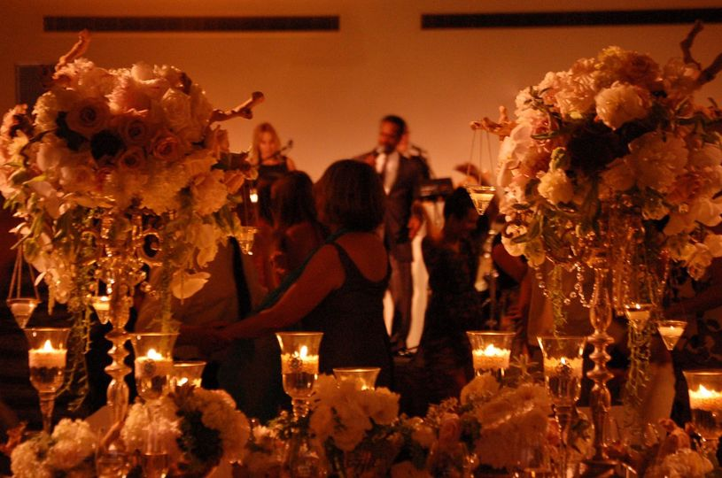 Chuck Wansley After Hours performing at a beautiful, elegant affair at the very posh Solage in...