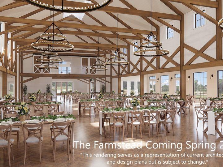 Tmx Farmstead Indoor Coming Spring 2021 51 197 160442534626901 Stevensville, MD wedding venue