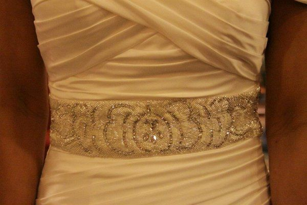 There are over 10,000 delica seed beads and about 1,000 swarovski crystals beads on this belt that I...