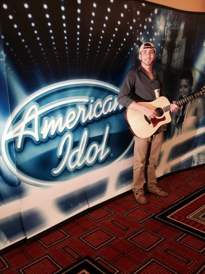Ryan Clark on American Idol