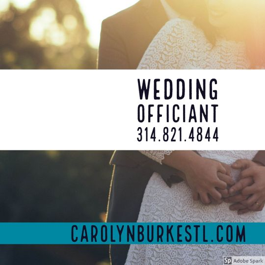 Carolyn Burke - Officiant | Coordinator