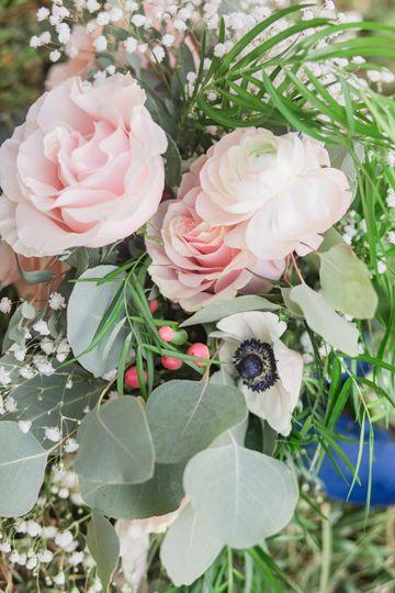 Anemone, Blush Bouquet