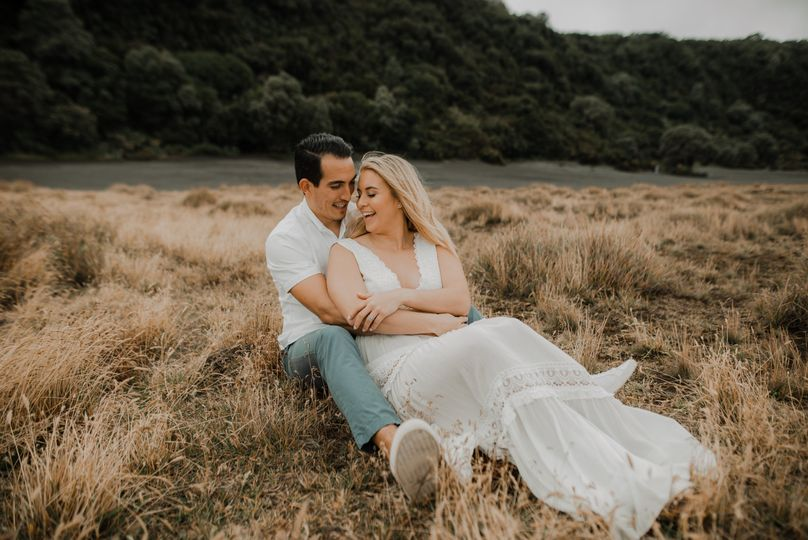 Couple in Costa Rica