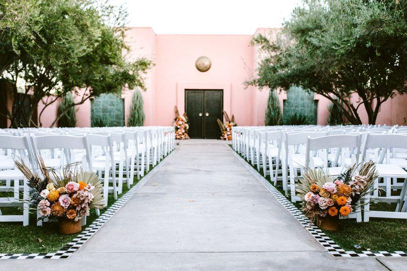 Ceremony - Standard Set Up
