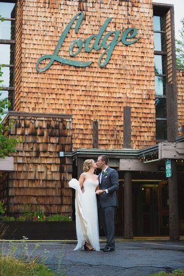 Leslie & Jeremy   Bear Valley Lodge, Bear Valley, CA Danielle Alysse Photography