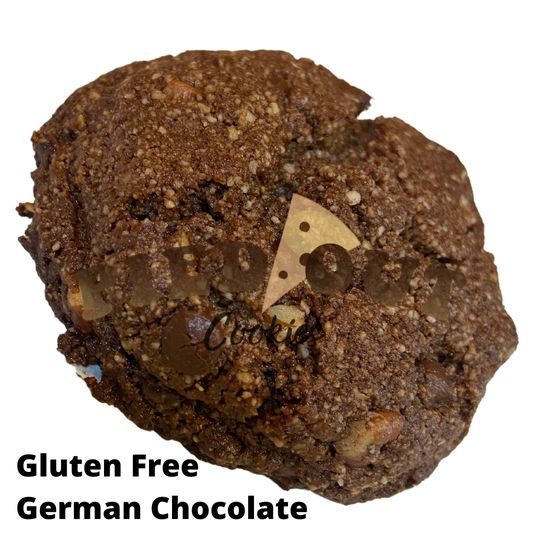 Gluten Free German Chocolate