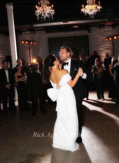 Mr. & Mr.s first dance!