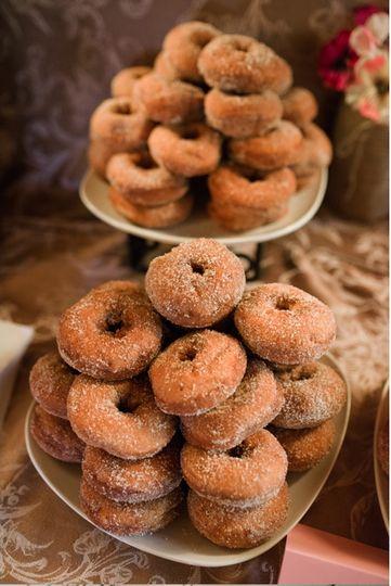 Doughnuts - Alison Dunn Photography