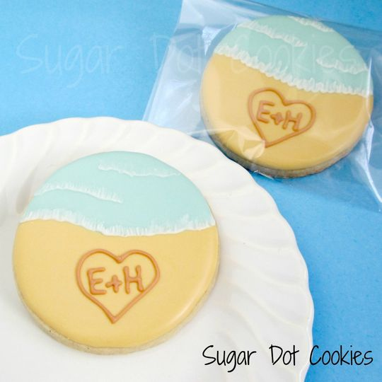Sugar Dot Cookies - Favors & Gifts - Middletown, MD - WeddingWire